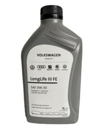 Volkswagen 0W-30 Longlife III FE, 1 liter