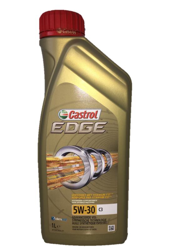 Castrol Edge 5W-30 C3 Titanium 1 liter