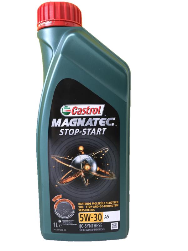 Castrol Magnatec Stop-start 5W-30 A5 1 liter