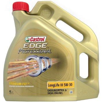 Castrol 5W-30 Longlife III 4 liter