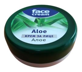 Gezichtscreme met Aloë Vera 100 ml