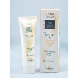 Handcream Honey and milk 50 ml
