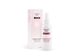 Rosenwasser spray Rosa Alba 150 ml.