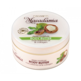 Macadamia beurre pour le corps 225 ml