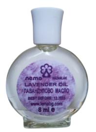 LEMA lavendel olie 8,0 ml