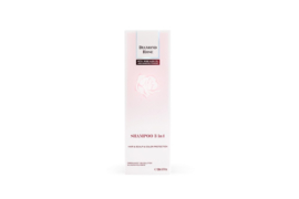 Shampoo 3 in 1 Rosa Alba 200 ml.