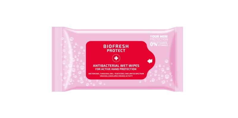 Antibacteriële tissues/vochtdoekjes 15 per pak