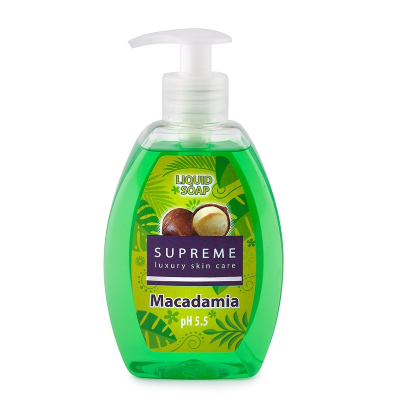 Macadamia pH 5.5 vloeibare zeep 300 ml