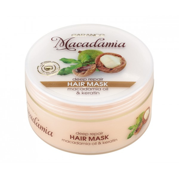Macadamia hair mask 225 ml
