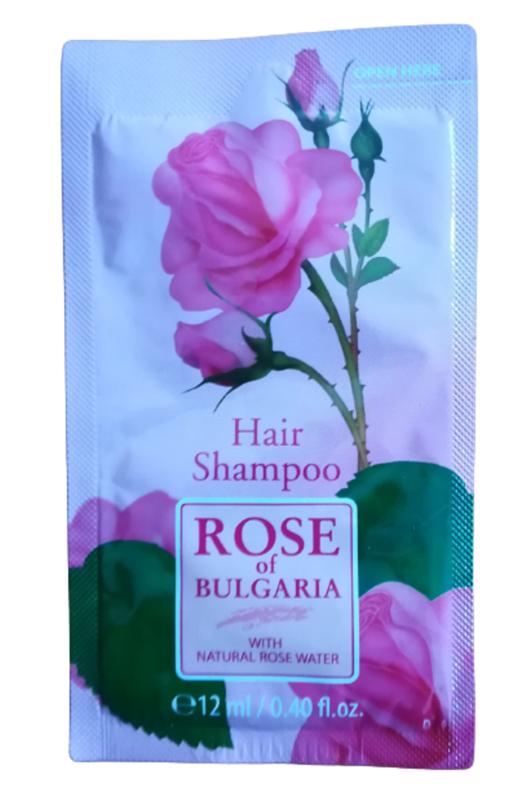 Haar shampoo sachette 12 ml