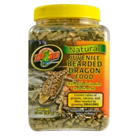 ZM* Bearded Dragon Food Juvenile 283g
