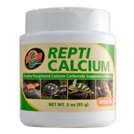 Repti Calcium Met D3, 85 gr