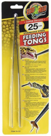 Zoo Med Feeding tongs 25´ deluxe stainless