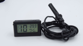 Thermo/ Hygrometer