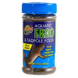 Aquaria frog & tadpole food zoo med