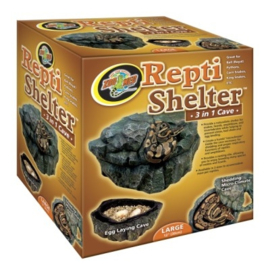 Zoo Med Repti Shelter L