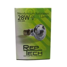 Rep Tech Neodymium halogeen lamp 28W