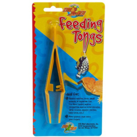 Zoo Med Feeding tongs Plastic 6''