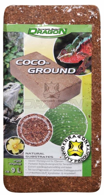 Coco- Ground 9L Fijn