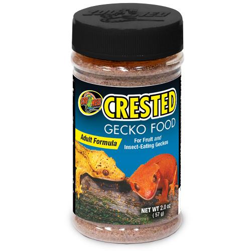 Crested gecko food zoo med