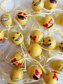 Gelukshanger Emoticons