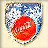 Winter pins 2003 Coca Cola Pardoes/Pardijn
