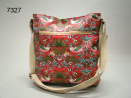 STRAWBERRY THIEF/CROSS BODY TAS (7327) (WILLIAM MORRIS)