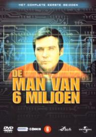 Man van 6 Miljoen - Seizoen 1