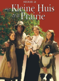 Kleine Huis Op De Prairie - Seizoen 2