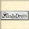 PandaDroom logo wave