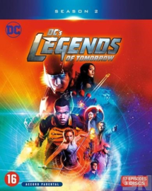 Legends of tomorrow - Seizoen 2
