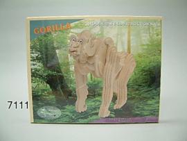 AAP HOUT GORILLA (7111)