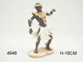 AFRICA ZULU DANSER-62 (4948)