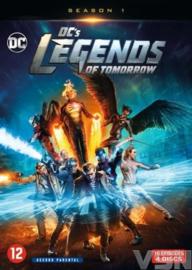 Legends of tomorrow - Seizoen 1