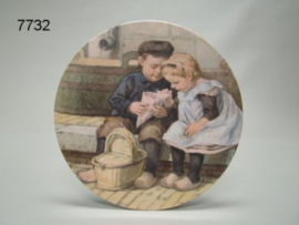 OT EN SIEN TAFELONDERZETTER/SUIKER HALEN (7732)