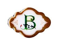Efteling Alfabet letter b