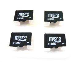 512MB Micro SD Card
