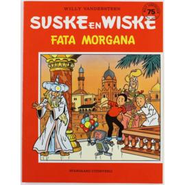 Suske & Wiske Fata Morgana