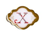Efteling Alfabet letter x