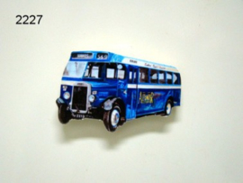 AUTO HOUT MAGNEET/BUS (2227)