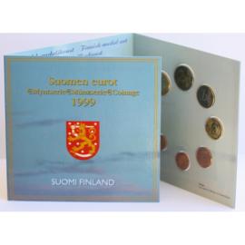 Finland 1999 Coinage BU