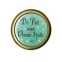 Vrouw Holle Pins