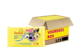 Zwitsal Woezel & Pip Sensitive Doekjes (684 stuks)