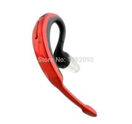 Jabra Wave Bluetooth headset in het rood
