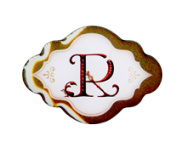 Efteling Alfabet letter r