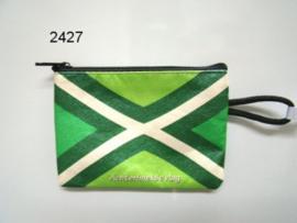 ACHTERHOEK/PORTEMONNEE 10X8CM (2427)