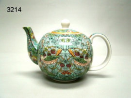 STRAWBERRY THIEF/THEEPOT (3214) (WILLIAM MORRIS)