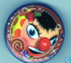 Efteling button van de spar