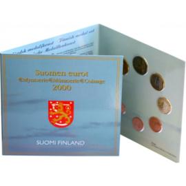 Finland 2000 Coinage BU