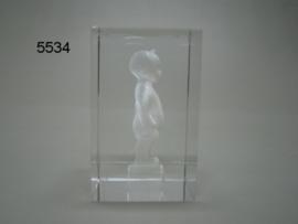 BARTJE LASER GLASBLOKJE (5534)